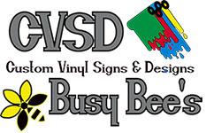 CVSD Busy Bees Logo